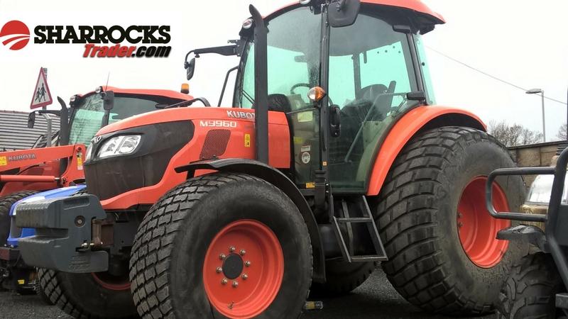 Tractor Gears Turning : Kubota m tractors sharrocks